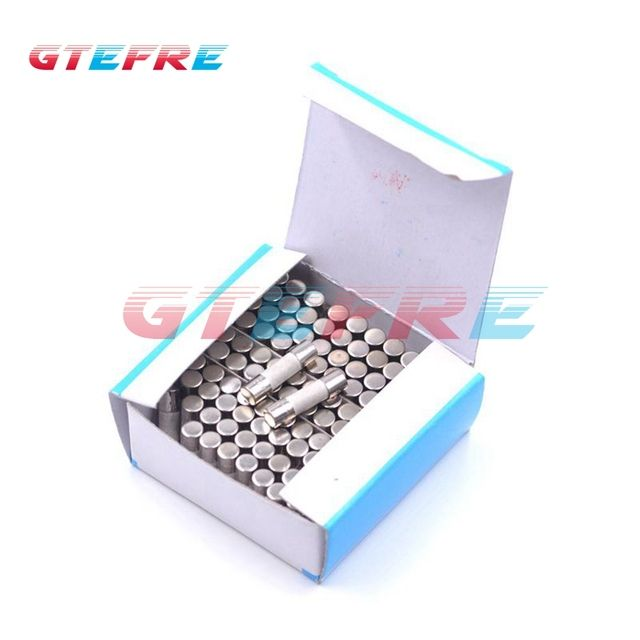 100pcs 5*20mm 15A 250V Ceramics Tube Fuse Fast Blow Ceramics Fuses 5*20 15A 250V Ceramic fuse High quality fuse
