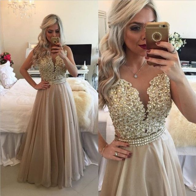 Vestido Purple Lavender Bridesmaid Dresses 2016 Vintage Beautiful Plus Size Gold Prom Dresses