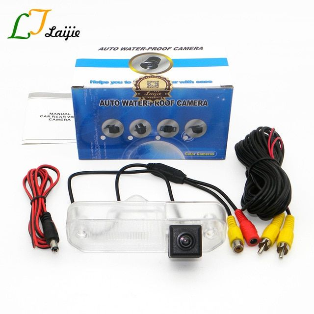 Laijie Car Parking Camera For Hyundai Grandeur XG XG25 XG30 XG300 XG350 / HD Wide Lens Angle / CCD Night Vision Rear View Camera