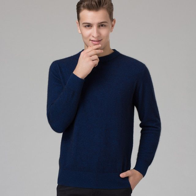 In 2016 the new spring and autumn men's semi turtleneck thickening sleeve head warm