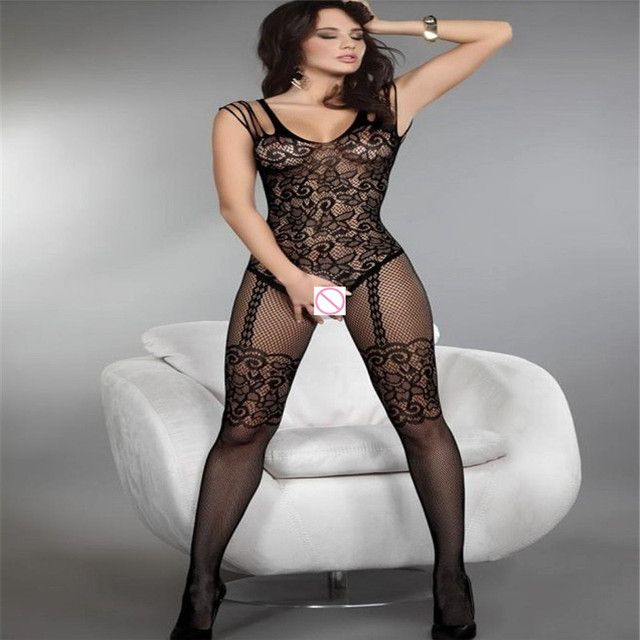 Women's Tight Sexy Hosiery fullbody