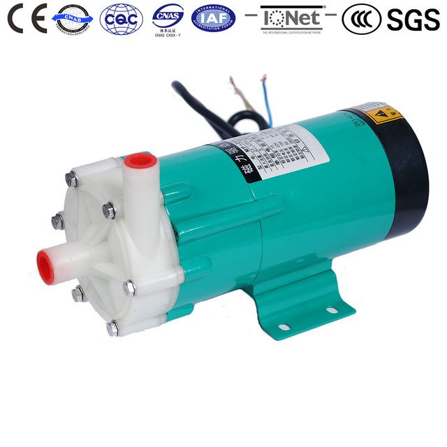 Mini Magnetic water Pump MP-20RM  50HZ 220V Thread Interface CE Approved  Heat Exchange, dyeing,water Spouting Pool Sewage pumps