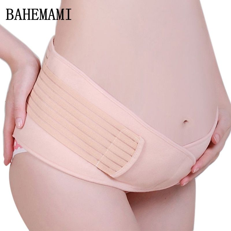 BAHEMAMI Maternity Belt Pregnancy Support Corset Prenatal Care  Athletic Bandage Girdle Postpartum Recovery Shapewear Pregnant