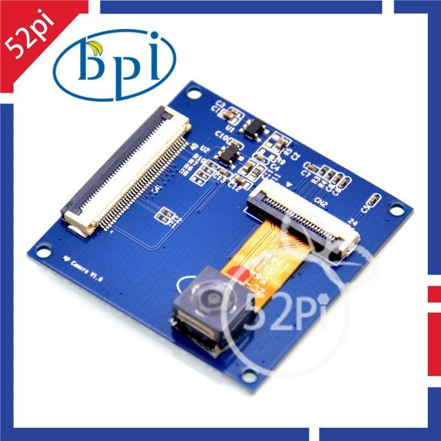 In Stock 5.0 Mega Pixel Banana PI Camera Module OV5640 Chipset CSI Connector.Free shipping