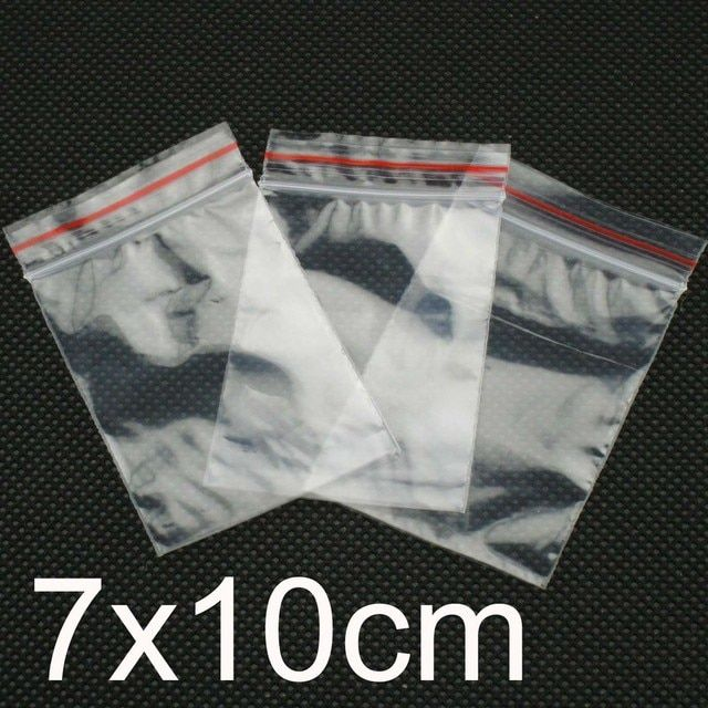 Free shipping! 7X10cm(1000pcs/lot) hot sell plastic bag,empty capsule plastic bag,zipper bag