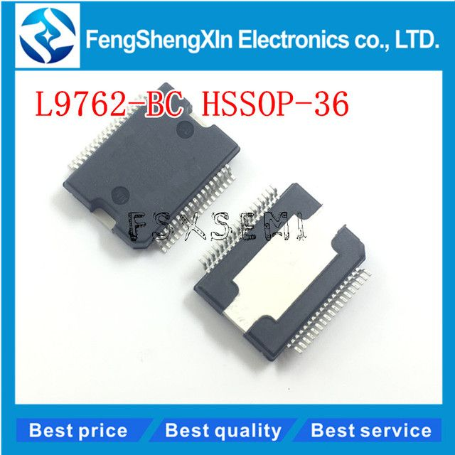 5pcs/lot New L9762 L9762-BC SSOP-36 Auto computer board driver chip