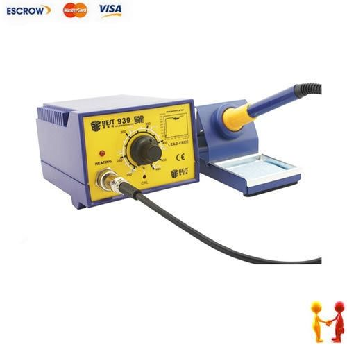 Free Shipping BEST 939 Soldering Station with solder iron