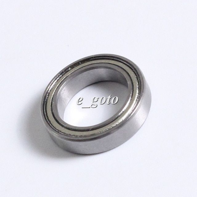 10pcs 6701 61701ZZ Deep Groove Ball Bearing Thin-Section Bearing 12*18*4mm 12x18x4mm