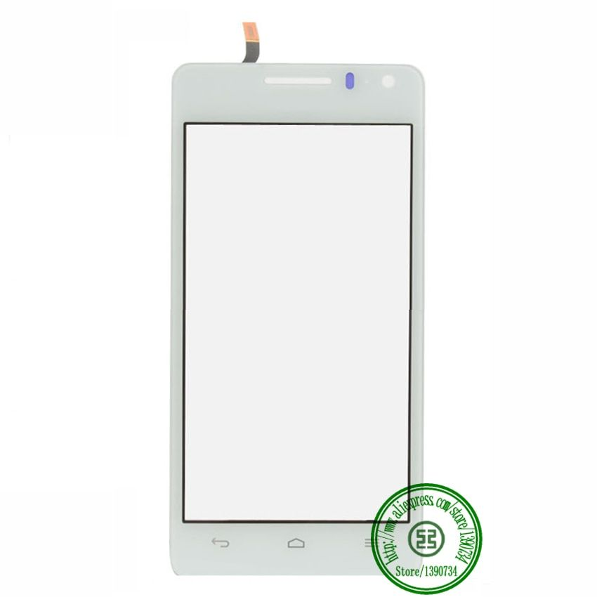 White TOP Quality Outer Glass Panel Lens Touch Screen Digitizer For Huawei u8950 G600 9508 Replacement Parts Free Shipping