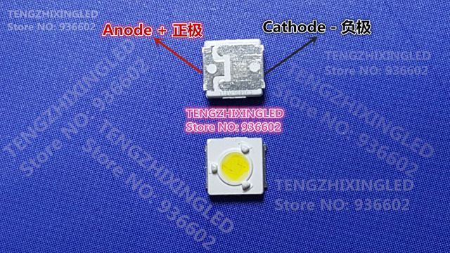 LUMENS LED Backlight  1W  3V 3535  3537  Cool white   LCD Backlight for TV   TV Application  A127CECEBUP8