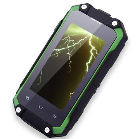Mini Rugged Smart Phone J5 Shockproof MT6572 Dual Core Dual SIM Android Phones Smallest pocket cellphone Android 4.2