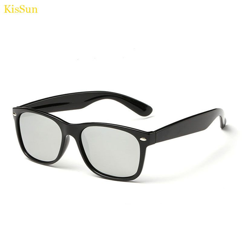 Black G ray Men's Cheap Sunglasses 100% Band New and High Quality Sunglass Classic Rectangle Style Sunglasses Men Polarized 2017