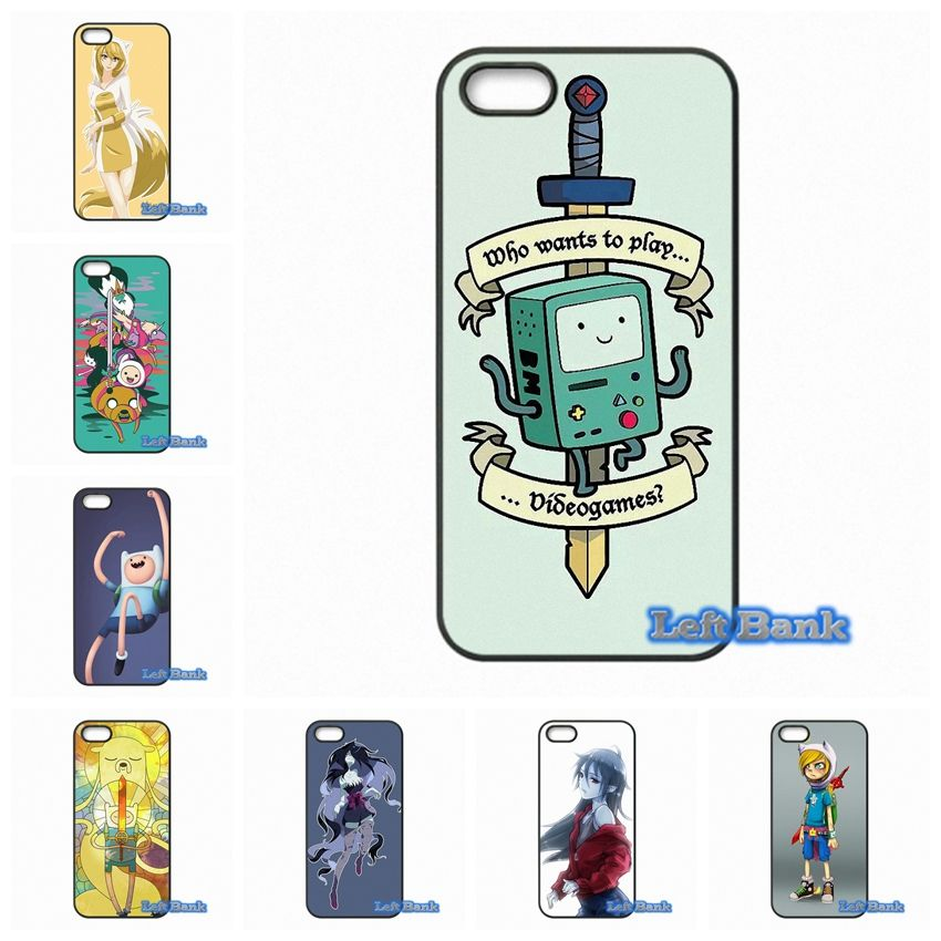 For Xiaomi Redmi 2 3 3S Note 2 3 Pro Mi2 Mi3 Mi4 Mi4i Mi4C Mi5 Mi MAX Adventure Time Finn Case Cover