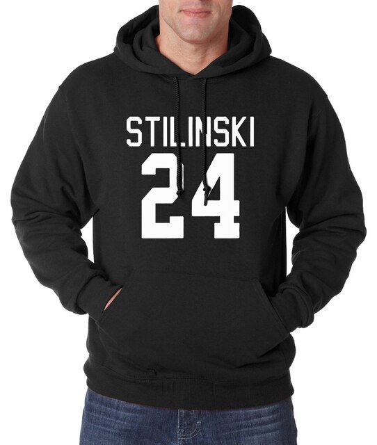 2016 new autumn winter men sweatshirt Teen Wolf Stilinski 24 hoodies men fashion casual fleece high quality men hooded sudadera