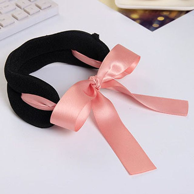 Ribbon Bows Rope Hair Device Clip Pins for Women Headwear Hair Accessories  for Girls