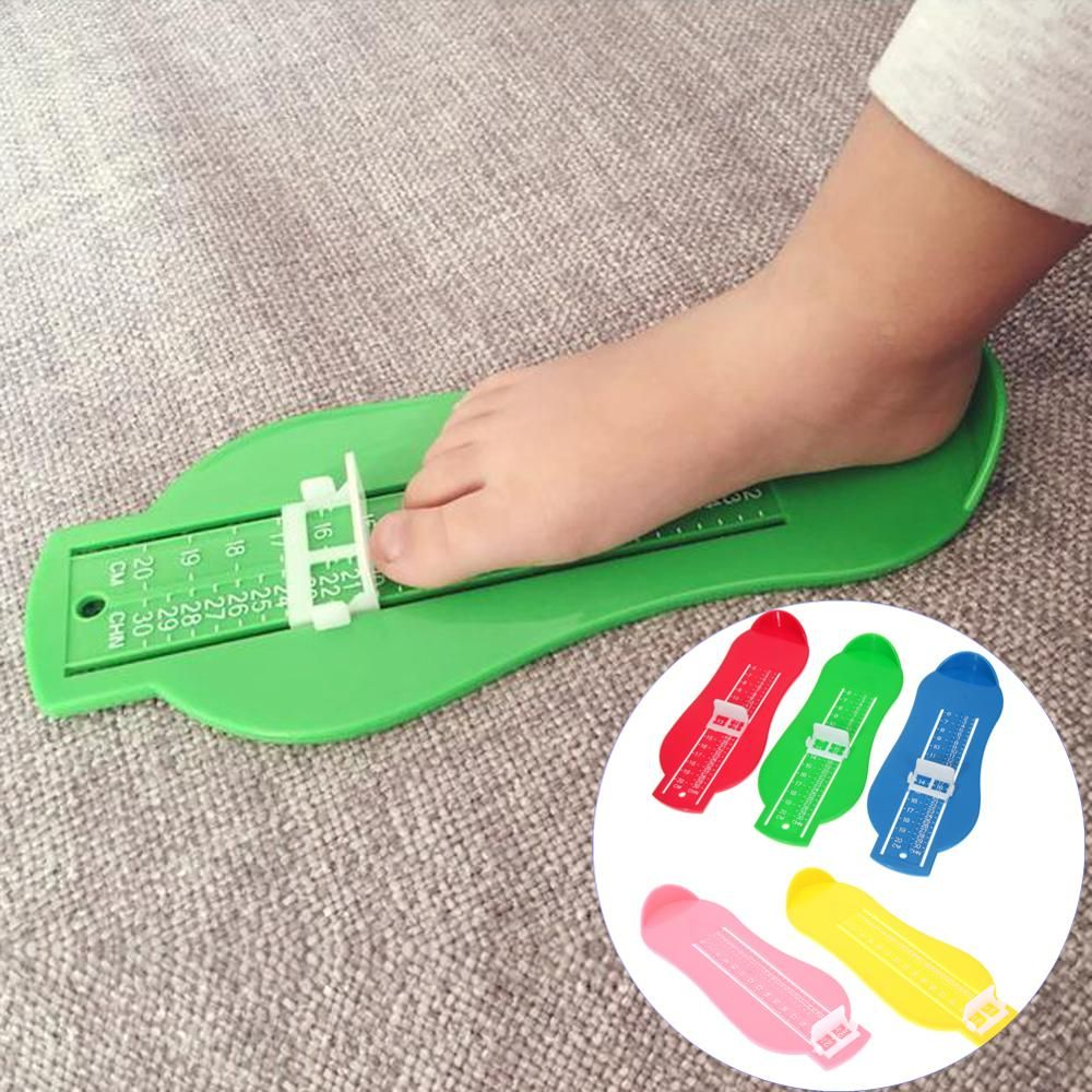 Kid Infant Foot Measure Gauge Shoes Size Measuring Ruler Tool Baby Child Shoe Toddler Infant Shoes Fittings Gauge foot measure