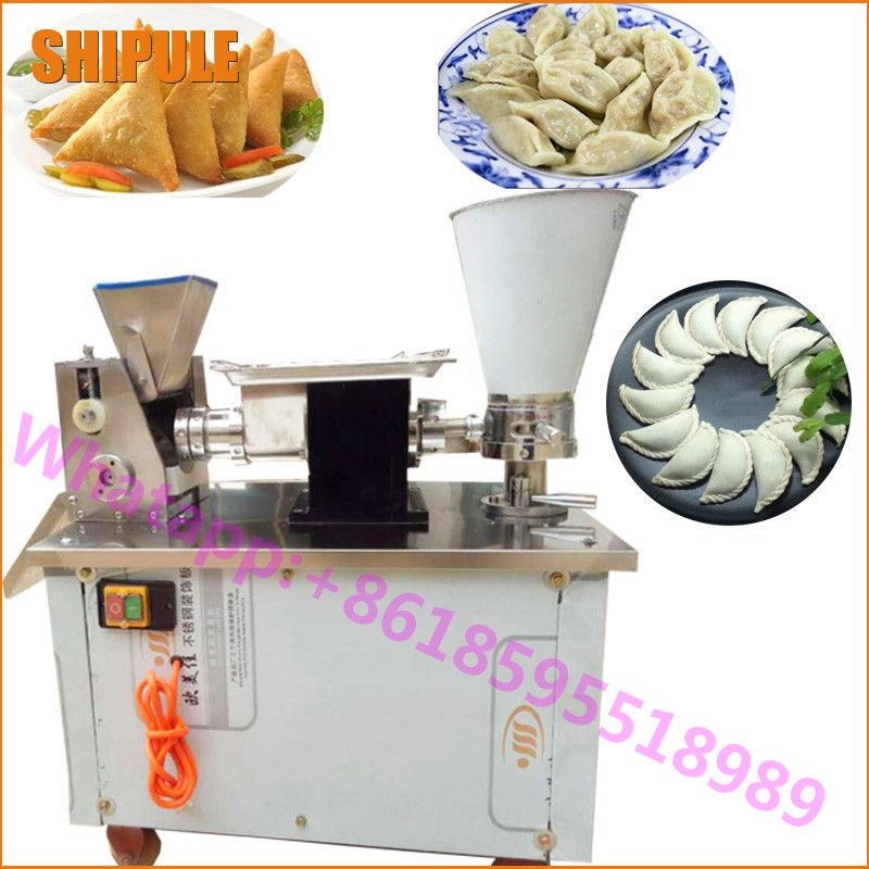 SHIPULE 2018 new stainless steel dumpling mould/automatic dumpling machine samosa making machine price