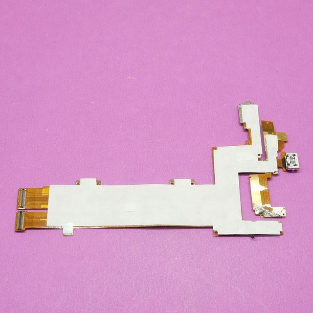 YuXi Top quality For VIVO X6 Brand New USB Charging charge Port Board Flex Cable Repair Parts