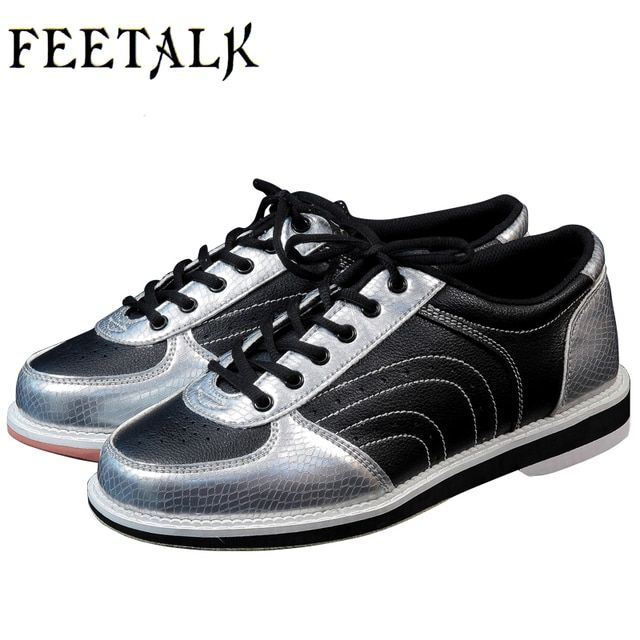 Feetalk Special men women bowling shoes couple models sports shoes breathable slip traning shoes BOO2