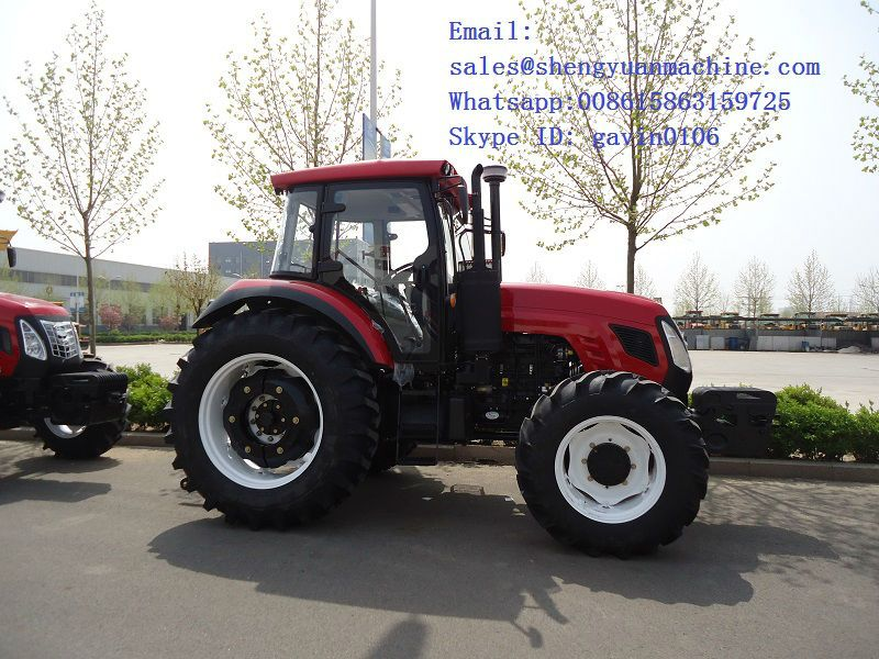 Big Tractor With Different Power And Size, Supply According To Clients' Need