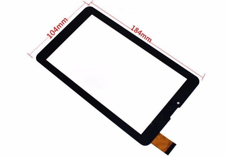 New 7 inch For DEXP Ursus A370 3G  tablet touch screen