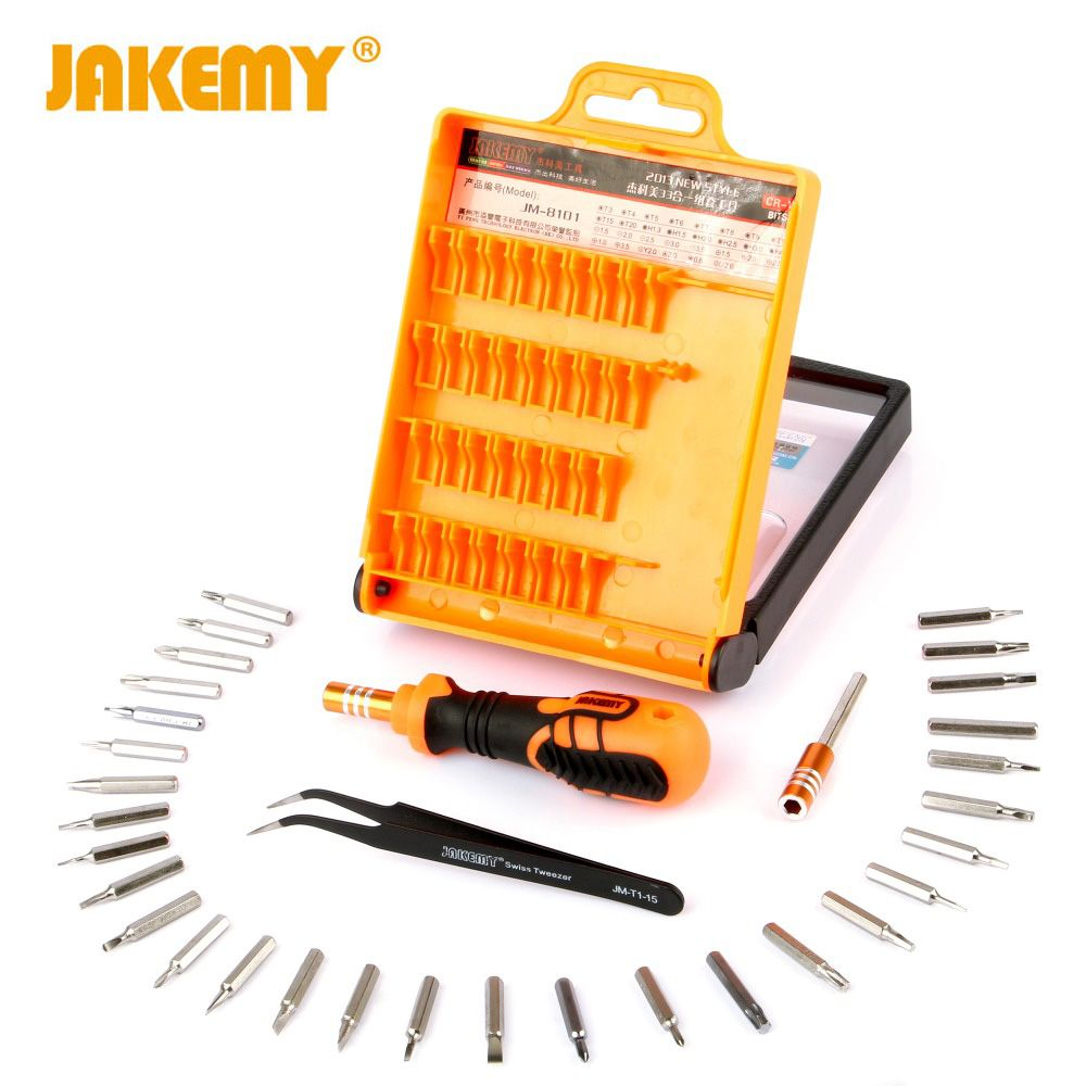 32 in1 Multifunctional Precision Screwdriver Set For iPhone Laptop Mini Electronic Screwdriver Bits Repair Tools Kit Set