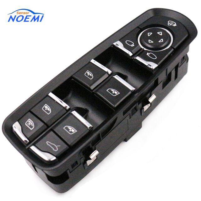 YAOPEI 7PP959858RDML Free Shipping! NEW Front Door Master Window Switch For Porsche For Panamera For Cayenne 7PP959858MDML