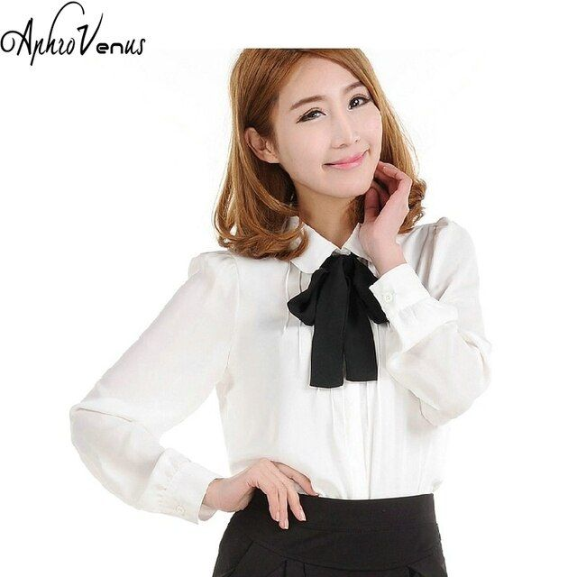 2016 Spring SUMMER Women Chiffon Shirt Blouse Ladies Elegant Sexy Long Sleeve Shirts Female Office Shirt Plus Size birds Print