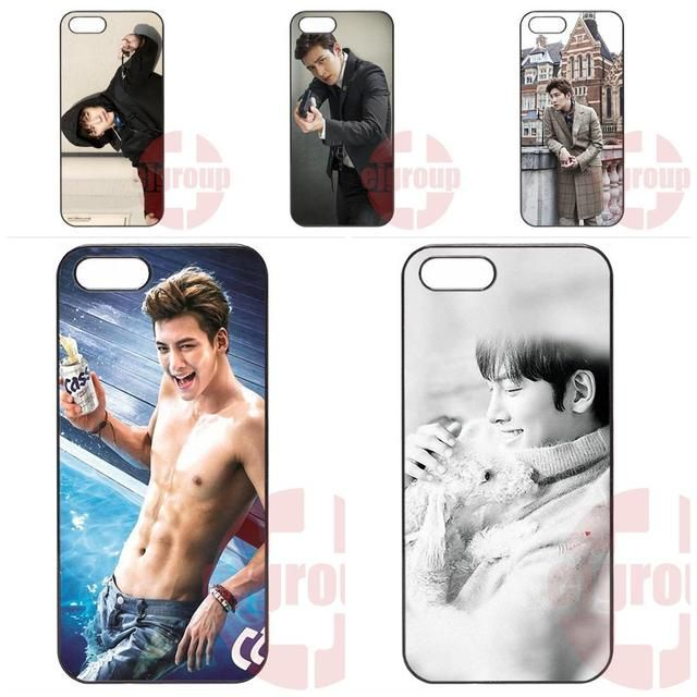 Fashion Mobile Phone Ji Chang Wook Korean Actor For Samsung Galaxy S3 S4 S5 Mini S6 S7 Edge Plus Note 2 3 4 5 J1 J5 J7
