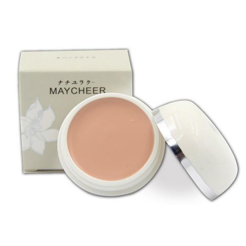 20g Makeup Concealer Cream Hide Blemish Conceal Dark Circle Scars Acne Perfect Cover Make Up Face Foundation Cream SPF Y8