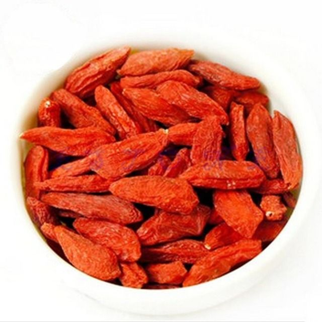 Natural Premium Organic Goji Berry - Dried Lycii Wolfberry Healthy New Arrival