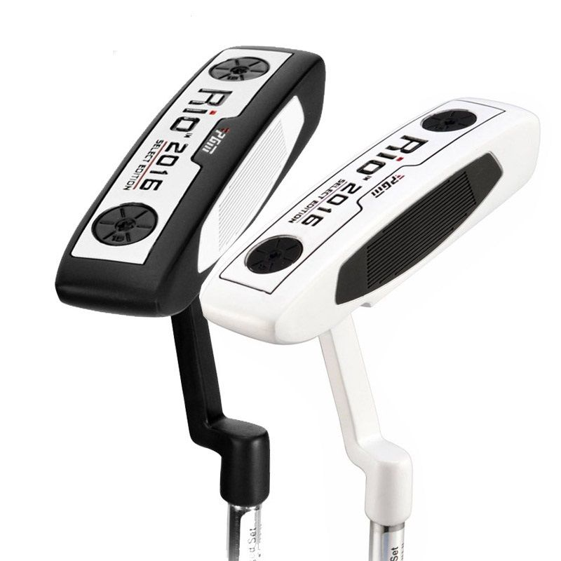 Genuine PGM Unisex Golf Driver Club Putter Men and Women Right Hand Steel White Black Club Putter 35''/34'' Standard Zinc Alloy