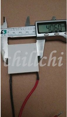 Large thermoelectric refrigeration chip TEC2-25410 power beyond 40*40mm TEc2-25408 85 degrees