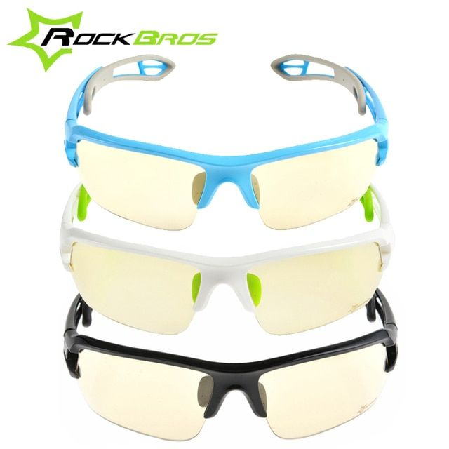 RockBros Cycling Glasses NXT Lens Photochromic MTB Mountain Bicycle Sunglasses Bike Glasses Gafas Ciclismo Riding Equipment