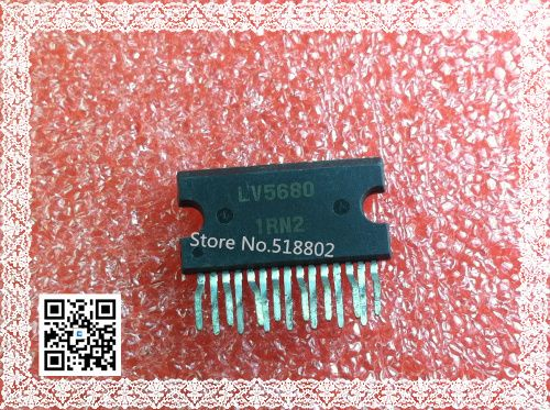 1pcs/lot LV5680 ZIP-15 In Stock