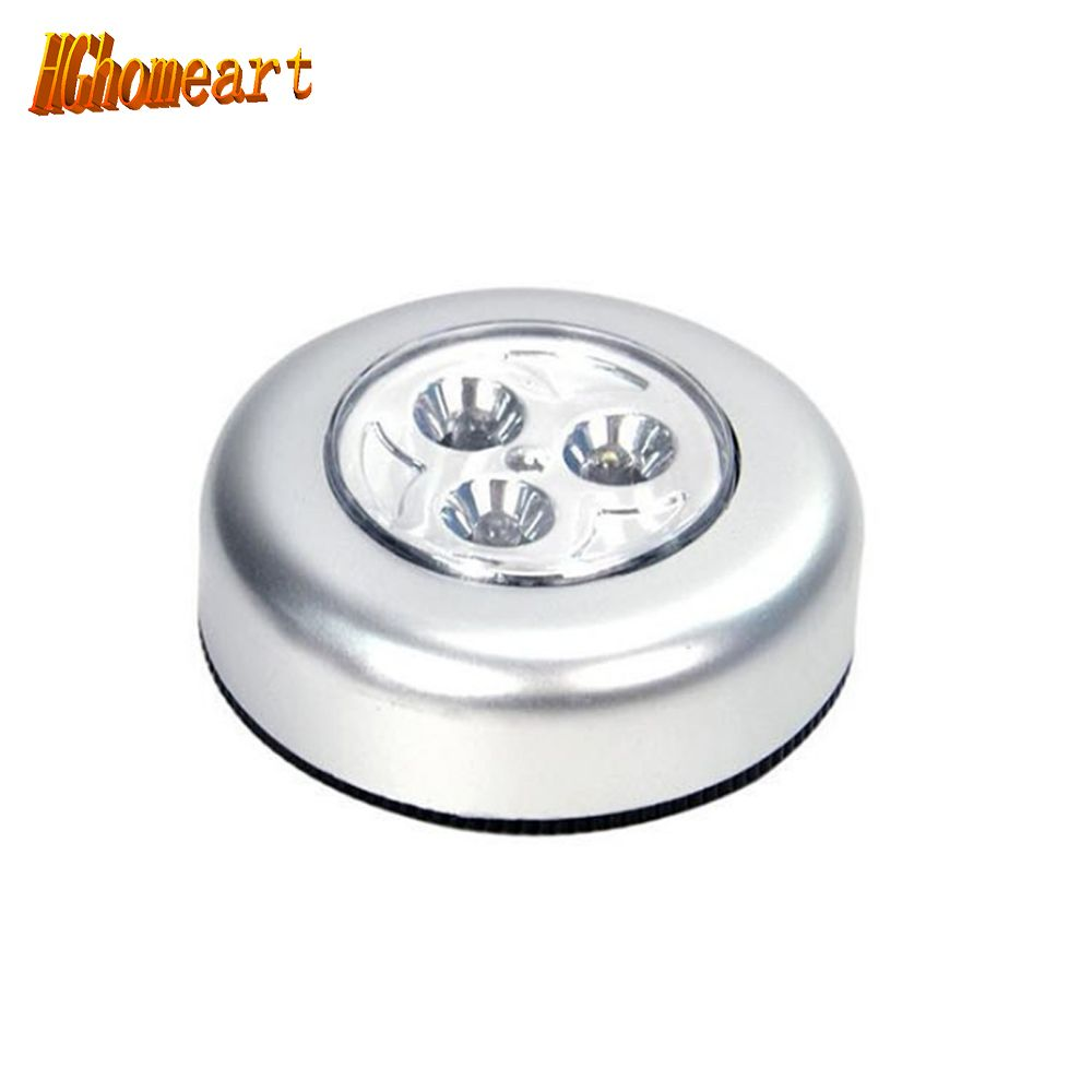 Mini led night light Ceiling nightlight lamp battery powered led car light led energy saving lamp night led light