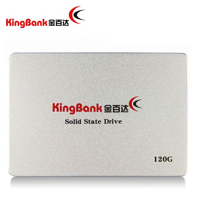 Kingbank  KP330 120G SSD solid-state disk SATA3 120G non-128g laptop computer hard disk SSD Longsys Original particle