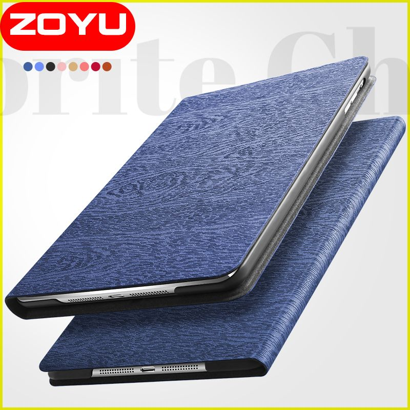 ZOYU Smart for ipad air 2 case Flip PU Leather Stand Cover for Apple Ipad air2 case Universal protective cover for iPad air6