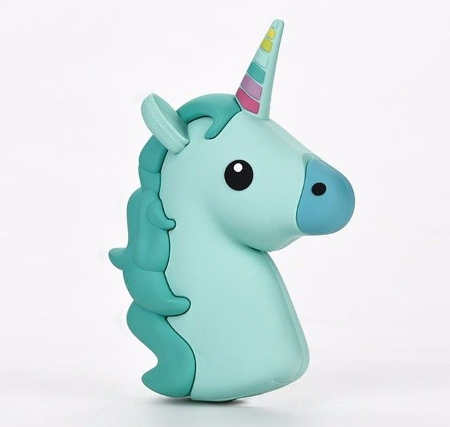 Portable Power Bank Battery 2600MAH Charger Unicorn Cartoon USB For iPhone 6 6S Xiaomi Sumsung Cartoon Power Bank Cute Charger