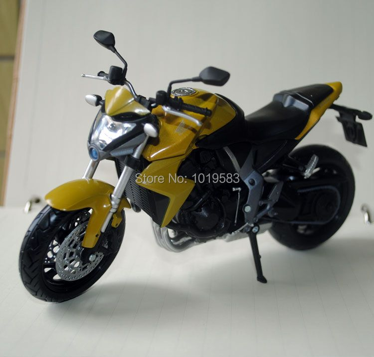 Free Shipping Brand New 1/12 Scale Diecast Motorcycle Model Toys HONDA CB 1000RR Metal Motorbike Model Toy For Collection/Gift