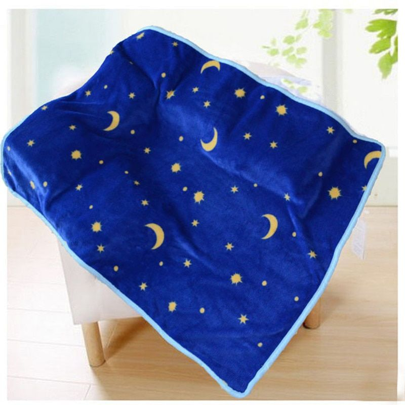 adamant ant Free shipping coral fleece flannel fabric super soft Baby blanket cartoon Bedding Children blanket 2 Layer 75*102cm