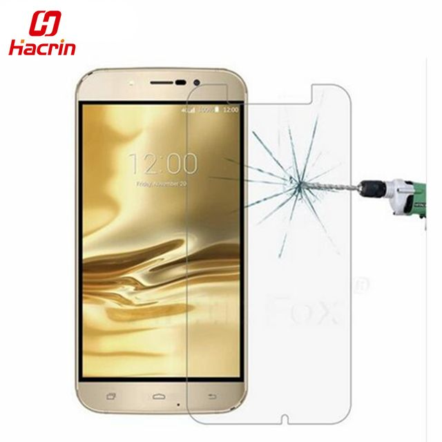 hacrin For UMI ROME X Tempered Glass 100% Premium Screen Protector Film For UMI ROME Mobile Phone