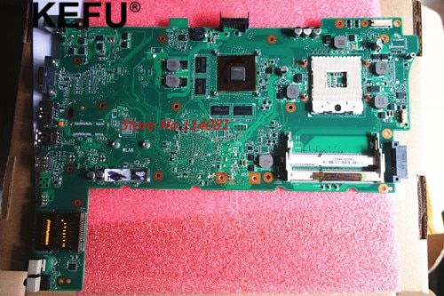 Laptop motherboard Suitable for asus N73JG N73JF REV 2.1 ( i3 i5 processor) pc mainboard
