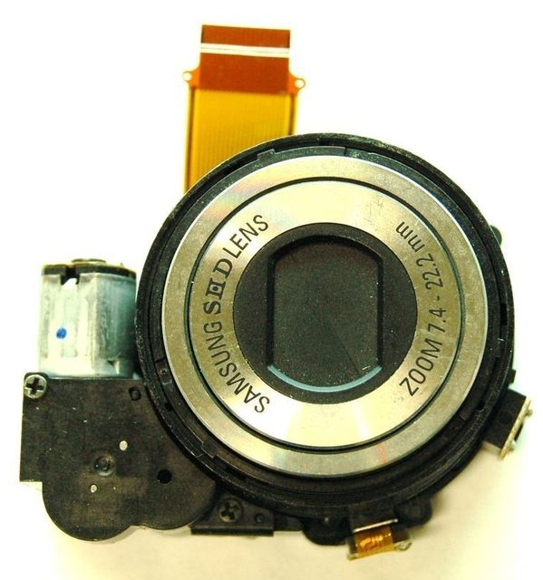Original Zoom Lens Assembly Unit Replacement Repair for Samsung S1030