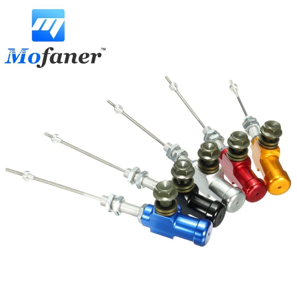 1pc Motorcycle Hydraulic Clutch Master Cylinder Rod Brake Pump M10x1.25mm
