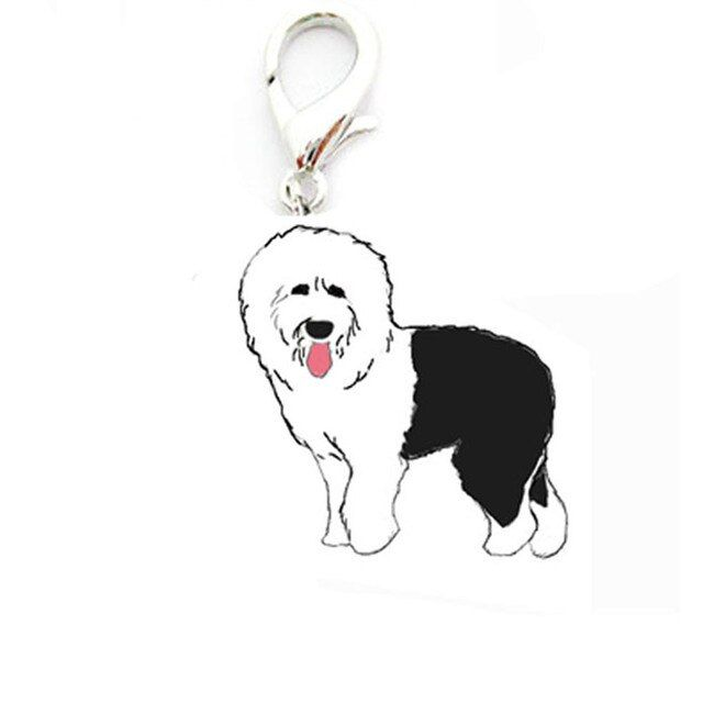 New Qualified Dog Tag Disc Disk Pet ID Enamel Accessories Collar Necklace Pendant  Levert Dropship dig672