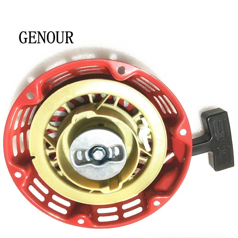 gx160/gx200 RECOIL STARTER,2kw/3kw  generator spare parts,168F 170F Engine pull recoil starter assembly METAL CORE