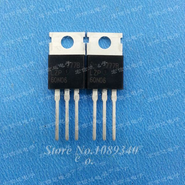 Free shipping 5pcs/lot 60N06 FET LZP60N06 60A60V TO-220 new original