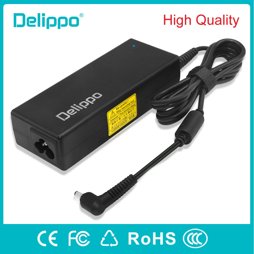 Delippo Original 20V 4.5A Notebook AC Adapter Charger For Lenovo Z500 Z480 Z400 Z475 Z370 Z570 Z380 Laptop Power Supply Cord