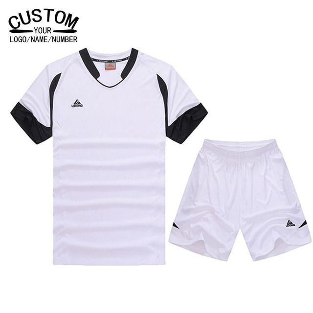Professional Custom 2016 17 Soccer Jersey Set Youth Kids survetement football Kits boys child Futbol Training Suit maillot foot